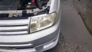 Видео тест автомобиля Mitsubishi Dingo (CQ2A-0206765, 4G15, 2001г
