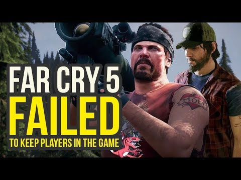 Far Cry 5 HAS A BIG ISSUE, Here Is How To Fix It - JorGameShow 6 (Far Cry 5 New Game Plus)