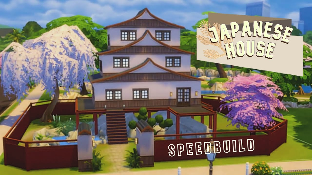 Could I Build A Jaoanese Garden In The Sims