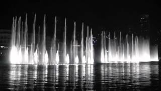 Dubai Fountain - Inshed An Aldar [1080p]