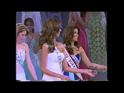 Miss Puerto Rico 2004 Crowning Moment