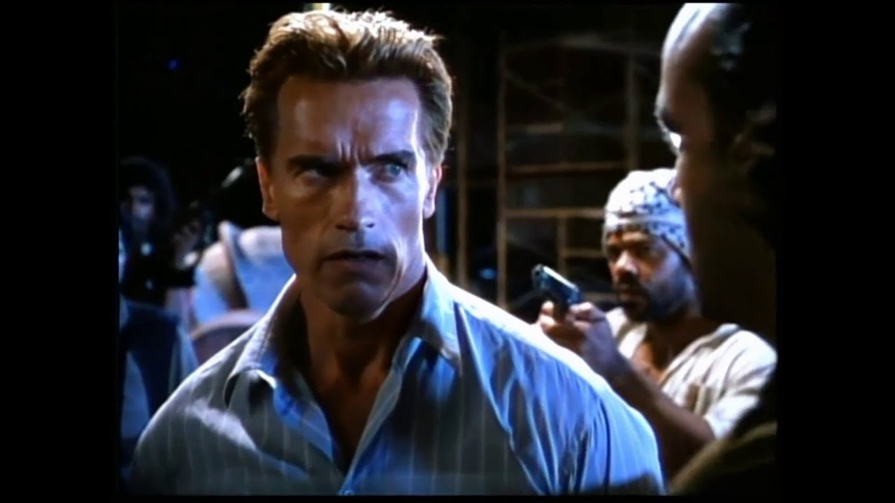 True Lies 1994 Bande Annonce Francaise Vf Youtube