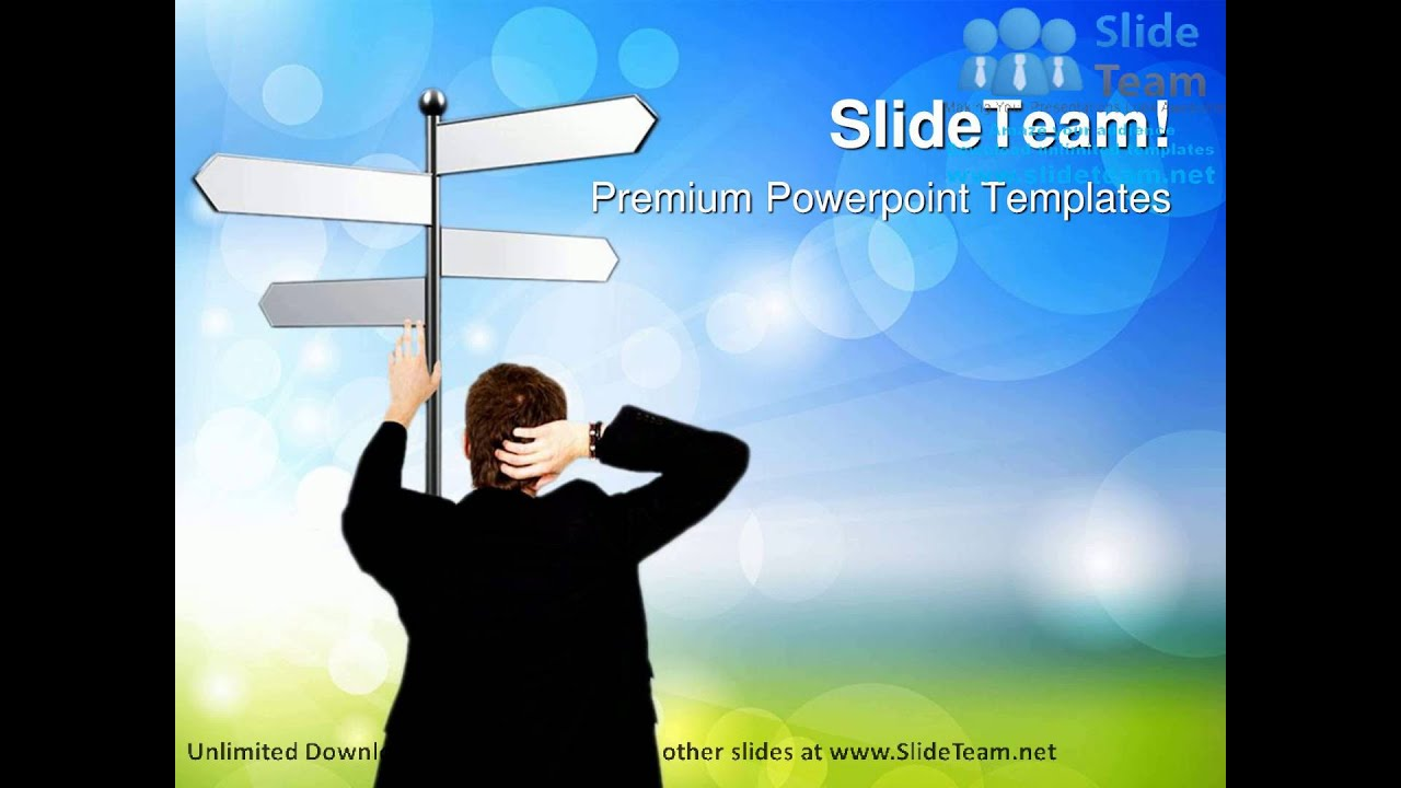 career paths education powerpoint templates themes and backgrounds
