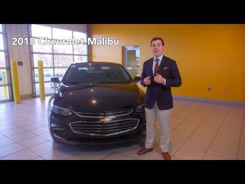 2018 Chevrolet Malibu Road Tested Reviews