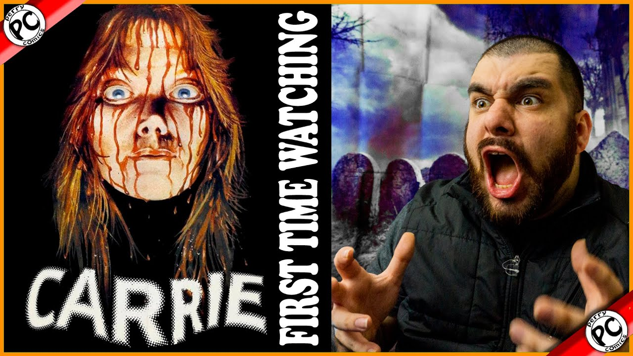 Download CARRIE (1976) HORROR MOVIE REACTIONS!! FIRST TIME WATCHING!!