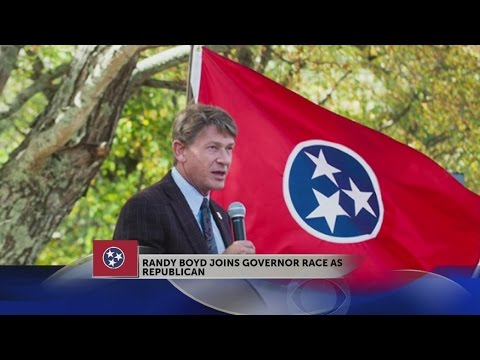 Republican, Knoxville businessman Randy Boyd joins Tennessee governor's race