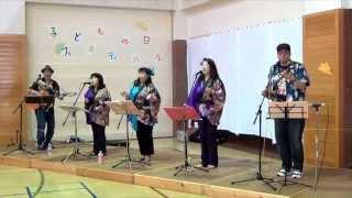 2014.5.5に開催された「こどもの日フェスティバル」のステージ・イベン...