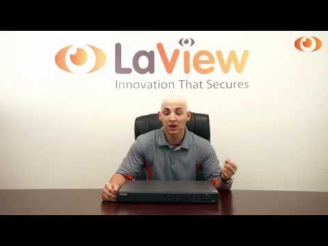 LaView USA Premium NVR Quick Overview and Features of NVR and IP Cameras
