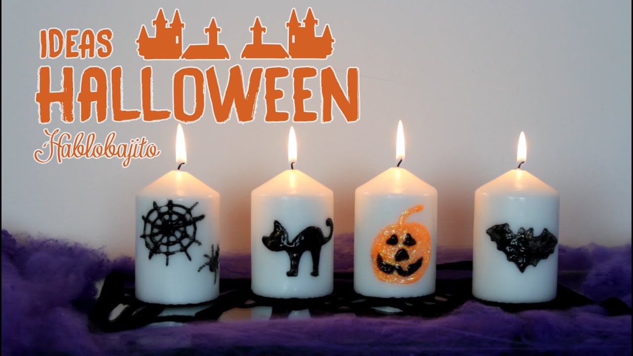 Ideas para decorar tu fiesta de Halloween / Decoración de ...
