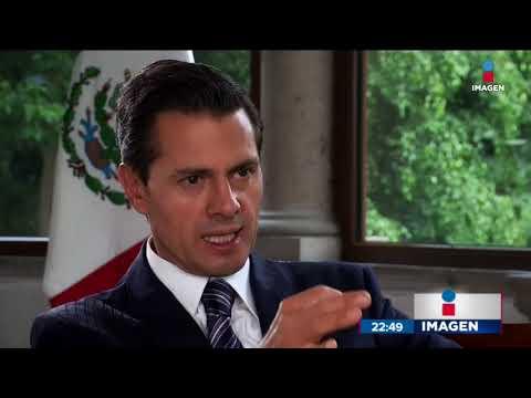 Enrique Peña Nieto habla por primera vez de Andrés Manuel López Obrador | Noticias con Ciro