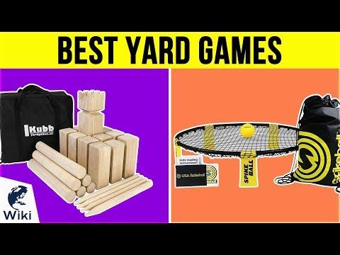 10 Best Yard Games 2019