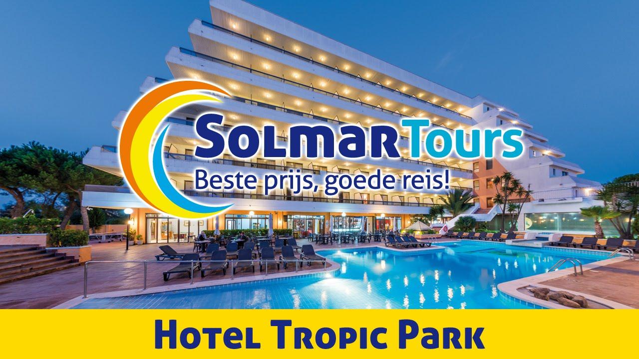 Tropic Park Hotel Malgrat De Mar Costa Brava Spain