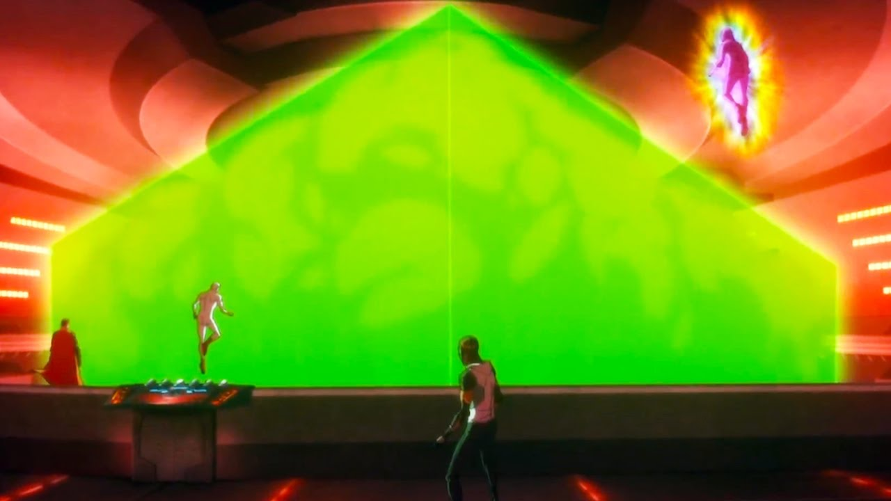 Download True Power of Green Lanterns: Last Battle - Young Justice Outsiders 3x24
