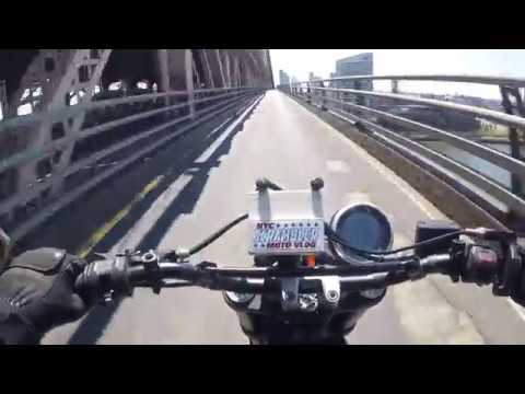 NYC Scrambler Episode 9 - Moto Bonding With DJ MotoVlogs