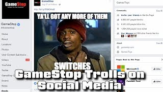 GameStop Teases and Trolls Customers on Social Media - #CUPodcast