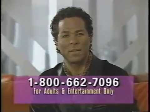 The Philip Michael Thomas International Psychic Network 1994 commercial