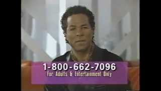 The Philip Michael Thomas International Psychic Network (1994 commercial)
