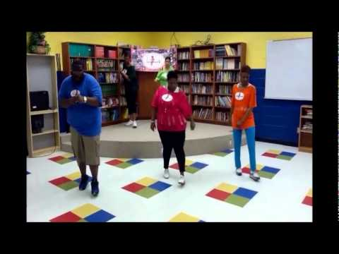 STEP AND STOMP LINE DANCE - INSTRUCTIONS