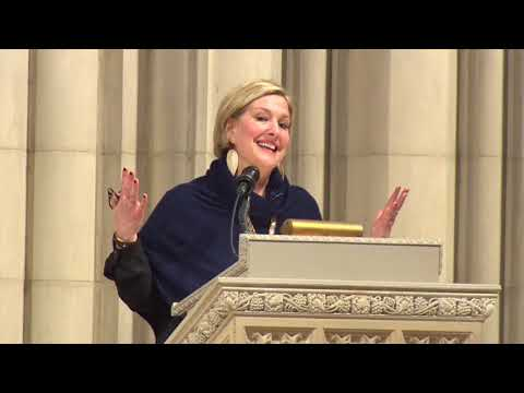 January 21, 2018: (HD) Sunday Sermon by Dr. Brené Brown at Washington National Cathedral