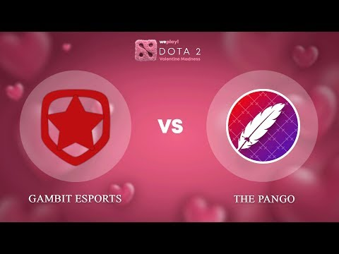 Gambit Esports vs The Pango vod