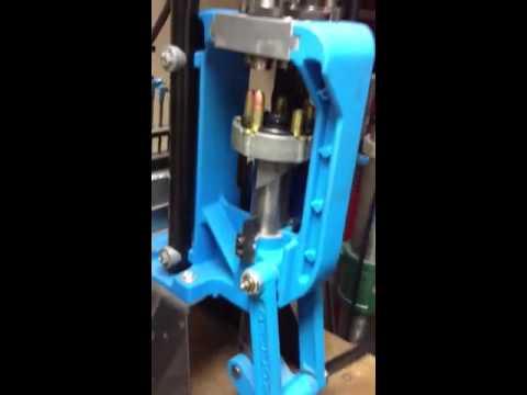 Dillon Precision 650 XL with RCBS bullet feeder