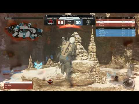 Call of Duty World League Sydney - Pool C Round 1 (Validate.Red vs. Volume Gaming)
