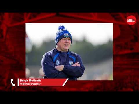 Derek McGrath  `Waterford's