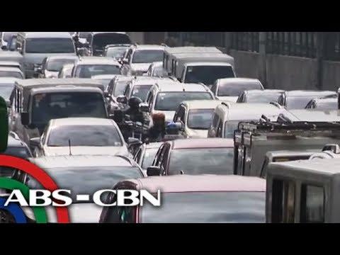 TV Patrol: Pagpapatupad ng 'driver-only car ban' muling inihirit ng MMDA