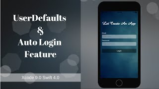 auto login swift 4
