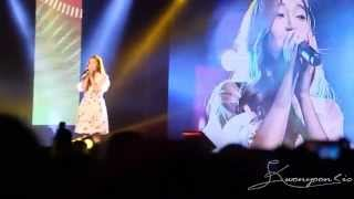 150523 Jessica มันคงเป็นความรัก @ Jessica sweet day in Thailand