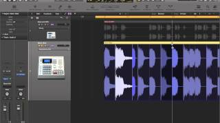 Logic Pro X - Video Tutorial 20 - Flex Time Part 3 - Speed and Tempophone