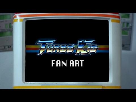 Turbo Kid - Fan Art Music Video