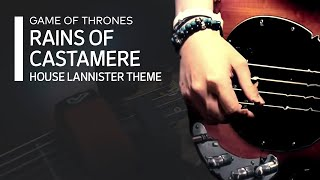"Rains of Castamere (Bass Ver.) [from ""Game of Thrones""] Cover By The HOOT (with TAB)"