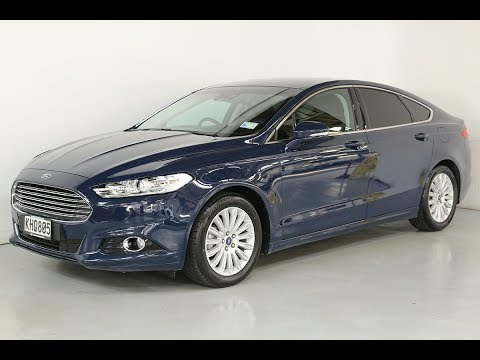 2017 Ford Mondeo Trend - Team Hutchinson Ford