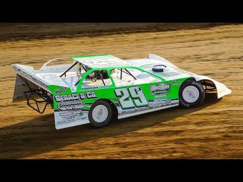 Jason Genco #29J | In-Car Camera | Genesee Speedway | 9-2-17
