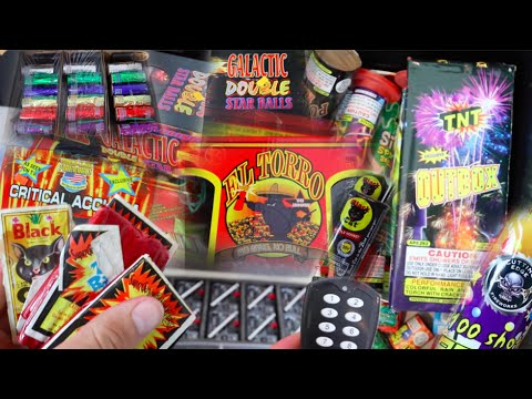 2017 Fireworks Stash [Final] PyroDrone