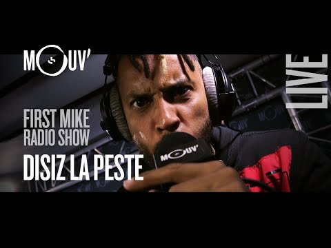 Youtube: DISIZ LA PESTE:«Disizilla» (Live @ Mouv' Studios) #FMRS