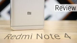 Xiaomi Redmi Note 4 Review (10 Cores | 64GB | 13MP)