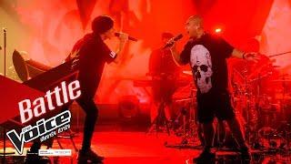 S SOON S VS จระเข้น้อย - แดงกับเขียว - Battle - The Voice Thailand 2019 - 9 Dec 2019