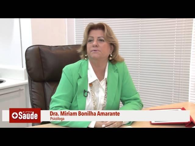 ALPHA SAÚDE - MIRIAM BONILHA AMARANTE - TERAPIA DO COMPORTAMENTO 02/12/2015