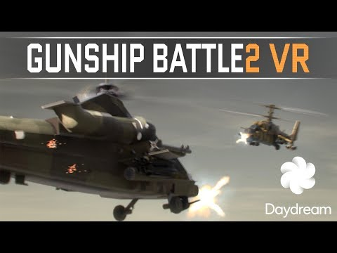 Gunship Battle2 VR