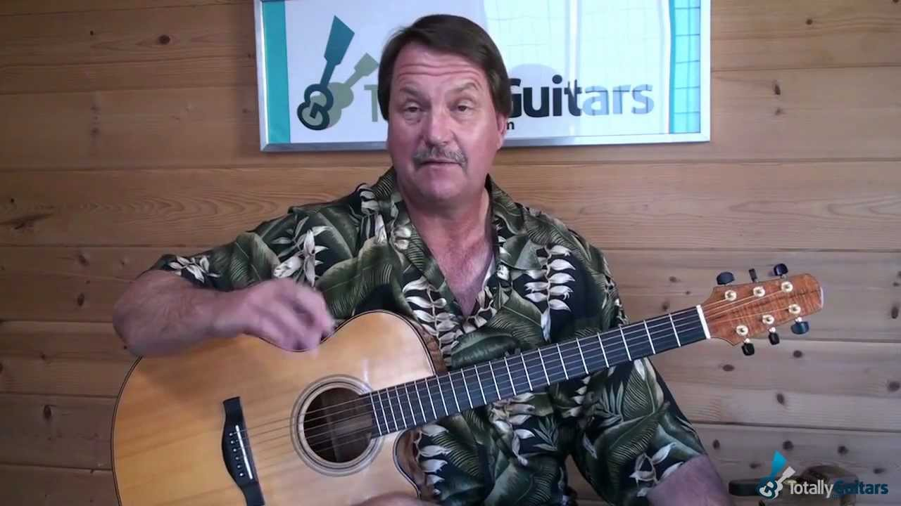 My Maria Guitar Lesson Preview Youtube