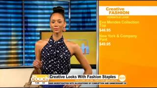Creative Looks With Fashion Staples Thumbnail