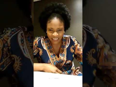 Farida Nabourema décembre 2017 : TOGO (son ok)