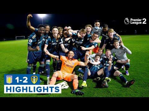 CHAMPIONS! | Aston Villa U23 1-2 Leeds United U23 | Premier League 2