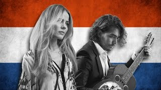 The Common Linnets vs The Police - Calm After The Storm (lyrics on screen)