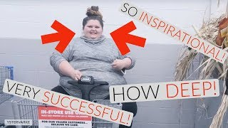 Amberlynn Reid and her Weirdly Inspirational Weight Loss Channel (Opposite Edition)