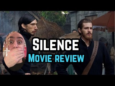 Silence (2016) Movie Review Martin Scorsese