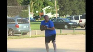 Main St Pub Softball set to Angel Of The Storm By Metacid