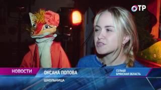 Малые города России: Сельцо - Химический завод, гандбольный клуб Сокол и театр кукол Чучелки